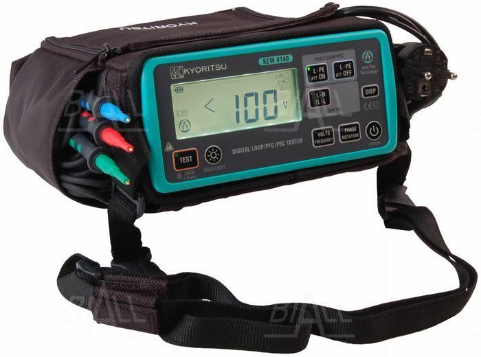 Zdj�cie produktu: KEW4140 Miernik impedancji p�tli zwarcia, ATT, Kyoritsu